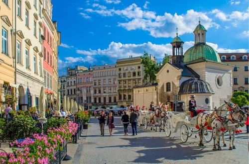 Krakow Old Town Highlights Private Tour