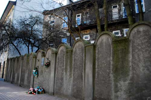 Krakow Ghetto  Private Tour
