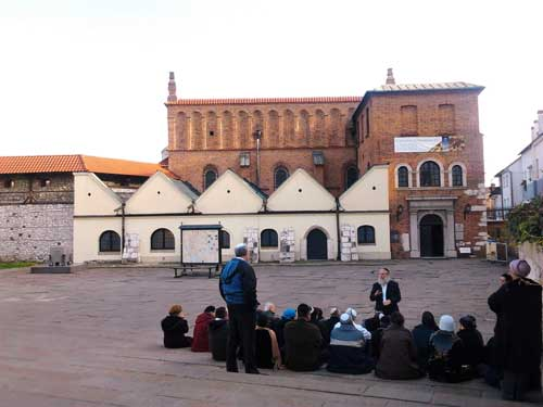 Kazimierz Private Tour - Highlights  of Jewish Heritage  | KRAKOW PRIVATE JEWISH TOURS-3