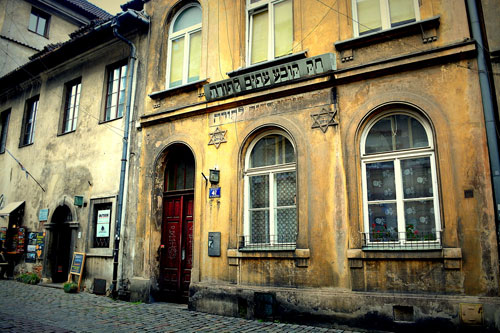 Kazimierz Private Tour - Highlights  of Jewish Heritage  | KRAKOW PRIVATE JEWISH TOURS-7
